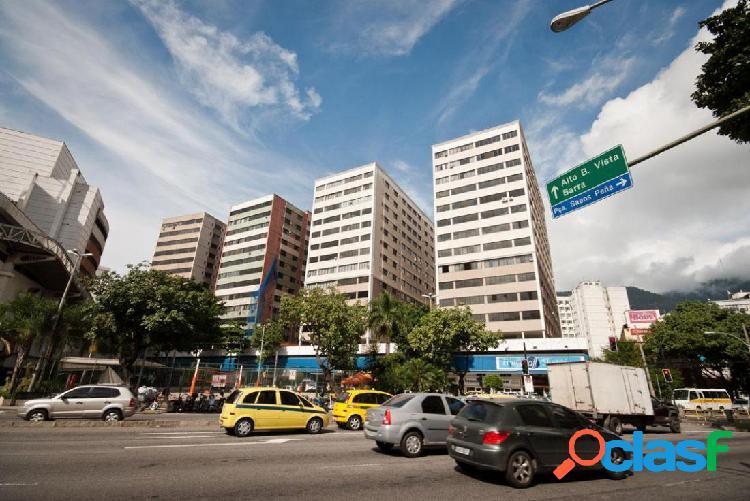 Apartamento para Venda em Rio de Janeiro / RJ no bairro TIJUCA