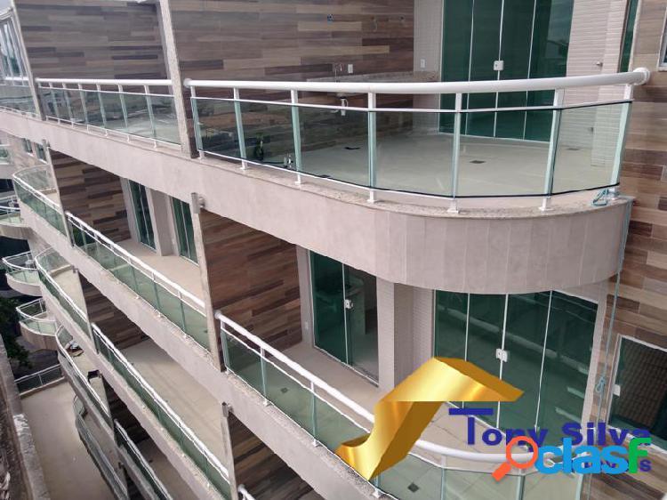 Aluguel fixo ou venda!Cobertura duplex 2 suítes no Centro de Cabo Frio! 1