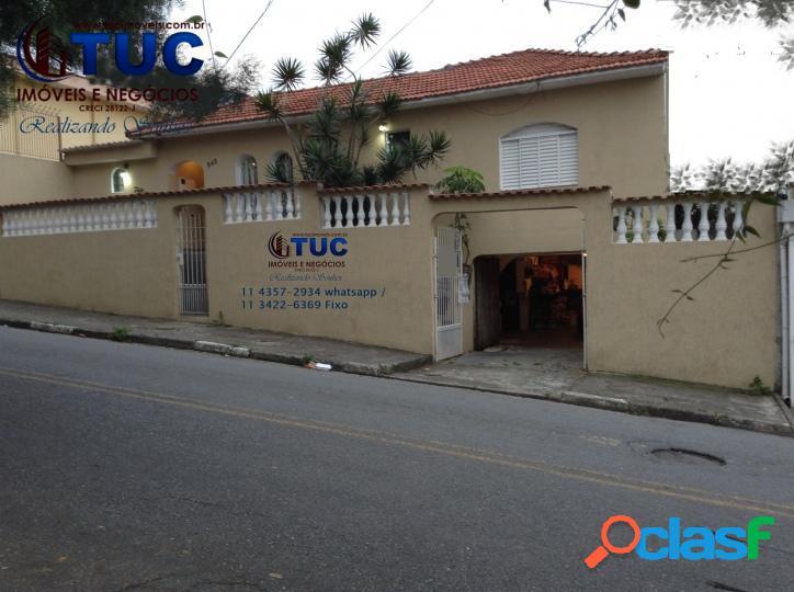 Casa c/3 dorms -03 vgs -ac permuta (baeta neves- s.b.c)