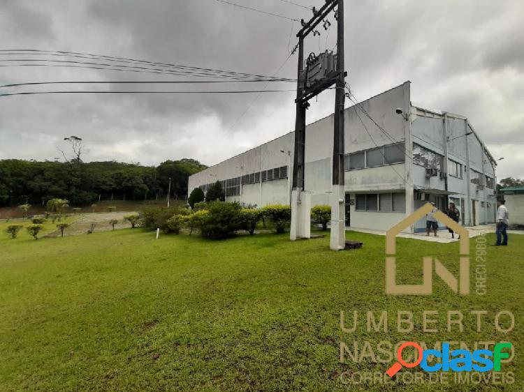 Galpão industrial para locação na br 101 em camboriú sc