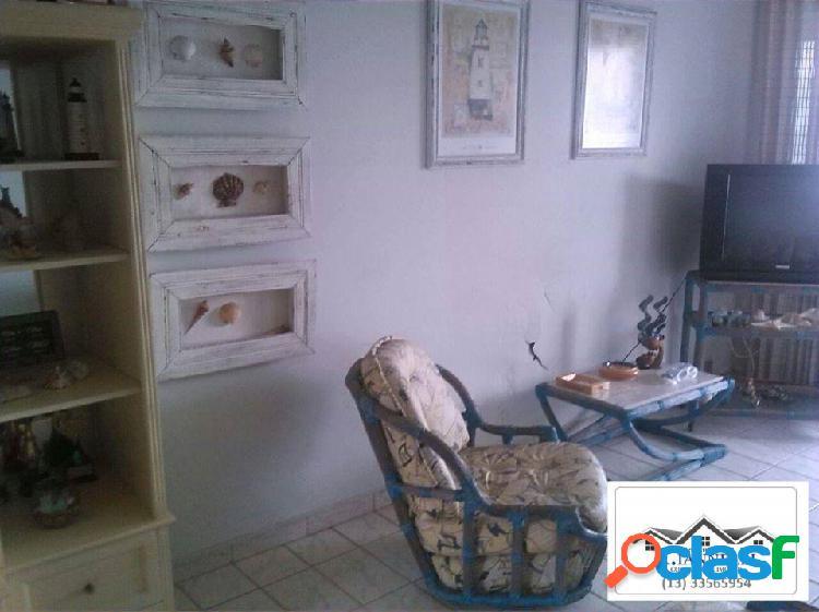 Apartamento 2 Dormitórios / Frente Mar / V. Mirim 2