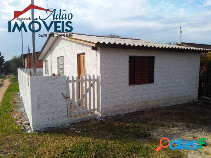 Casa em frente a rs 040,para moradia ou comércio, estudo propostas!