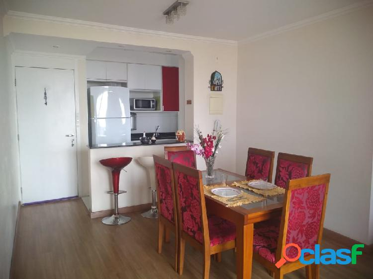 Apartamento com Sacada, 3 Dormitórios 61M² - Alto do Pari - R$ 450.000,00