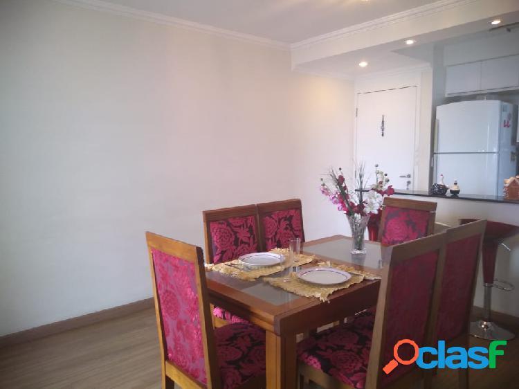 Apartamento com Sacada, 3 Dormitórios 61M² - Alto do Pari - R$ 450.000,00 1