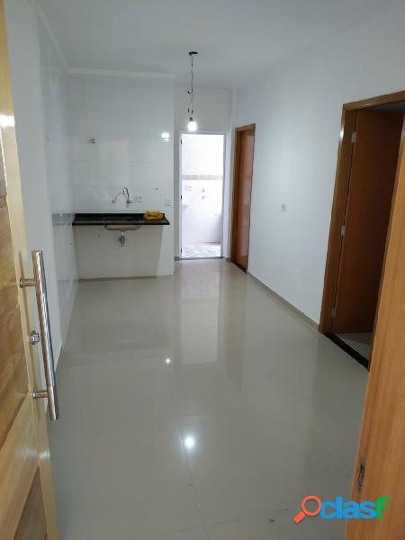 Apartamento Novo na Patriarca - 38M² - 2 Dormitórios