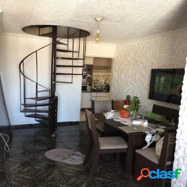 Cobertura Duplex 128m² com 2 Dorm na Penha - R$ 435.000,00