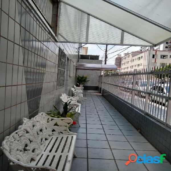 Kitnet 38 m² por R$ 130.000,00 - Vila Guilhermina - Praia Grande 2