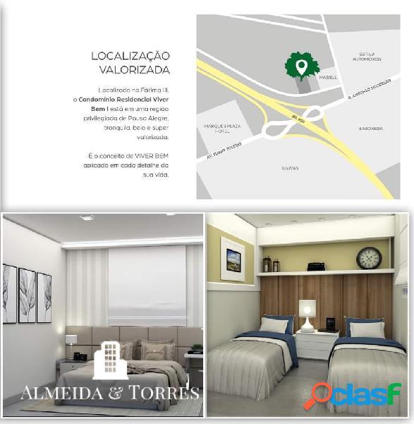 Apartamento bairro Fátima 3 1
