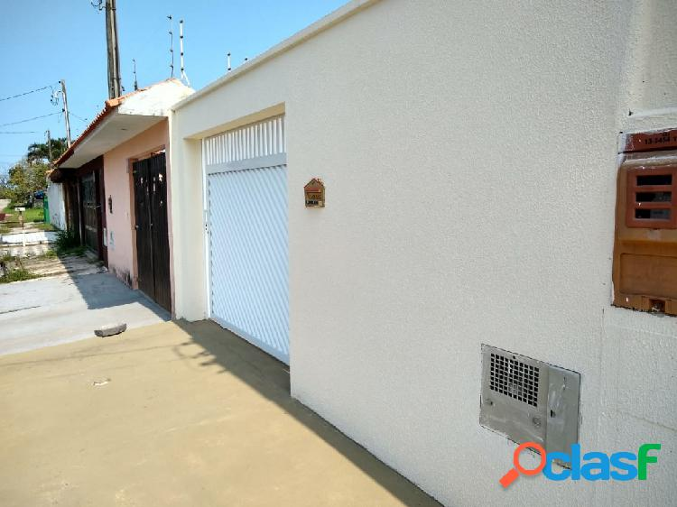 Casa geminada c/churrasqueira – nova peruíbe (peruíbe-sp) – venda!