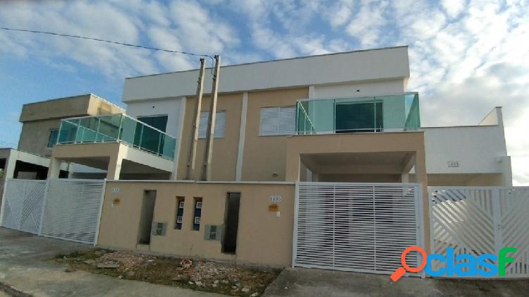 Casa Geminada em Piso Superior (Sobreposta) - Parque D'Aville (Peruíbe-SP) 1