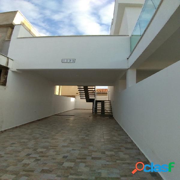 Casa Geminada em Piso Superior (Sobreposta) - Parque D'Aville (Peruíbe-SP) 2