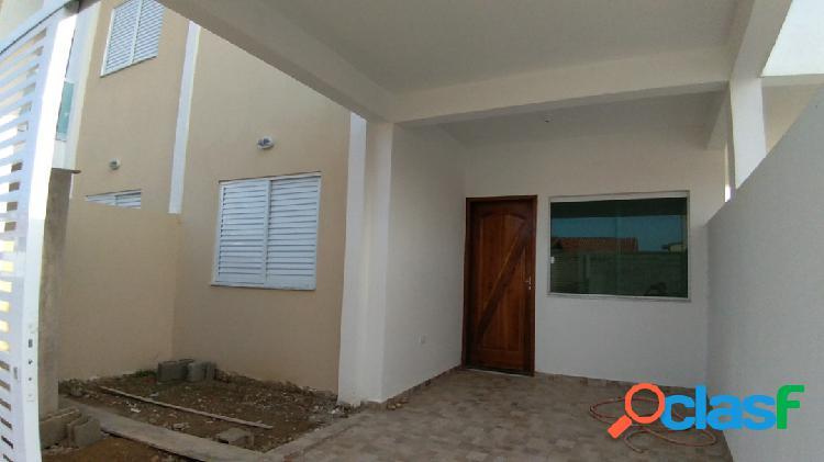 Casa Geminada em Piso Térreo (Sobreposta) - Parque D'Aville (Peruíbe-SP) 2