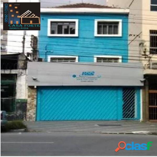 Prédio para alugar, 240 m² por r$ 8.000/mês liberdade - são paulo/sp