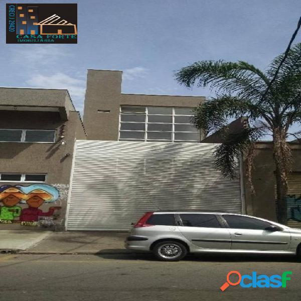Prédio à venda, 240 m² por r$ 1.550.000 cambuci - são paulo/sp