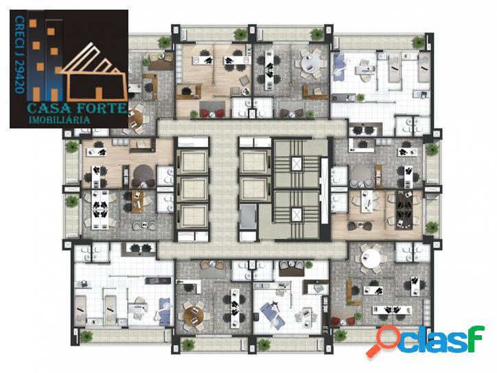 LOCAÇÃO Sala no Mônaco Business Center GUARULHOS R$ 1,800.00 2