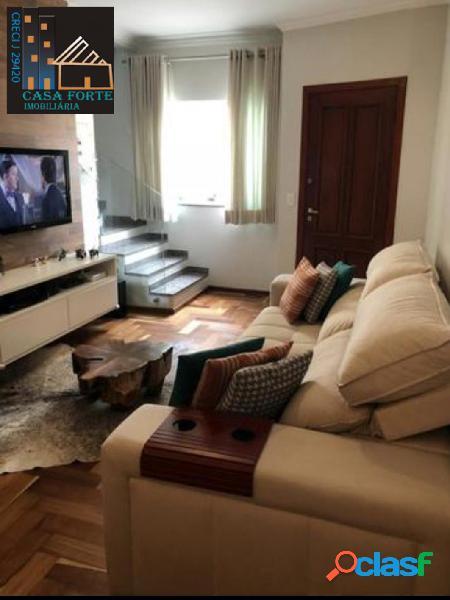Casa a venda zona sul/sp - 3 dormitórios - jd monte kemel 552.000,00 mil
