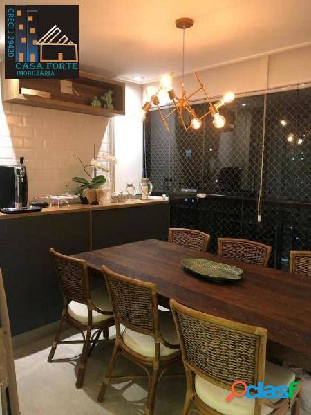 Maravilhoso apartamento 2 dormitórios venda, 87 m² r$ 800.000,00 guarulhos
