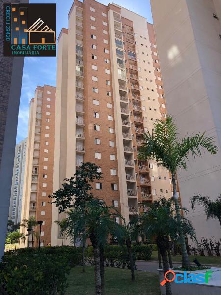 Apartamento novo 2dorm 58m² com suíte bosque maia