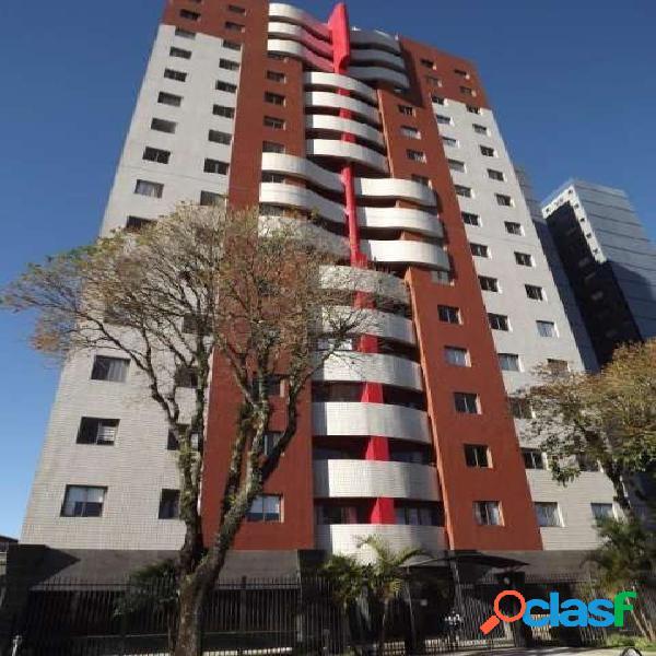 Apartamento semi mobiliado 2 dormitórios sendo 1 suíte, 2 vagas, bacacheri
