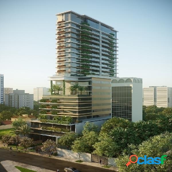 Apartamento alto padrão com 4 suítes no bairro juvevê lançamento