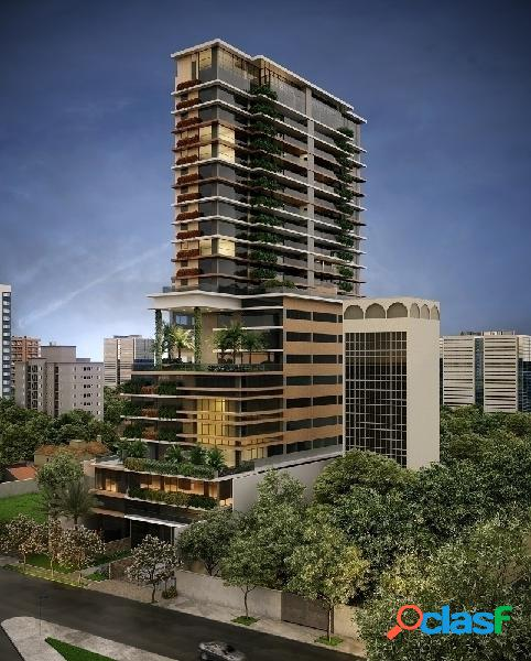 Apartamento com 4 suítes a venda no bairro juvevê alto padrão