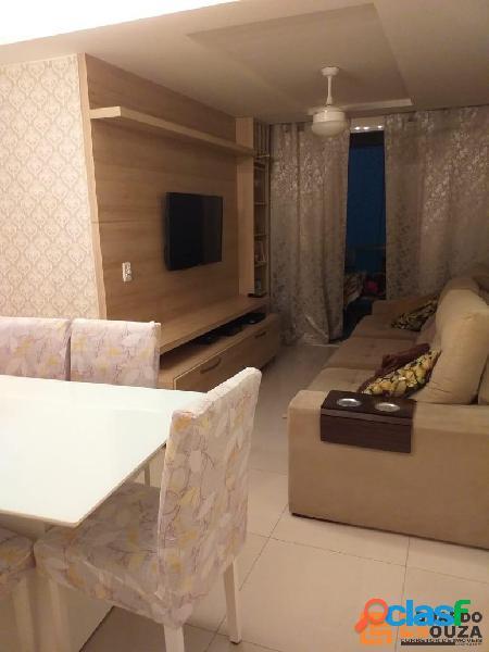 Aceito imóvel dois quartos em Itapuã 2