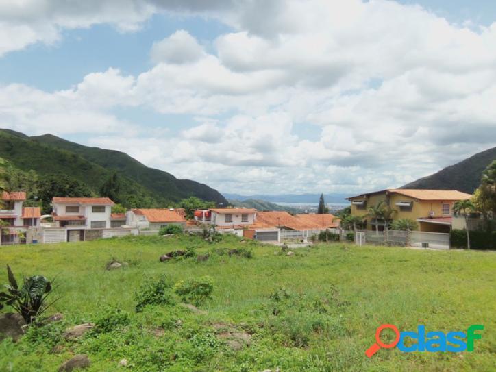 2020 m2. venta de espectacular terreno en urbanización en maracay