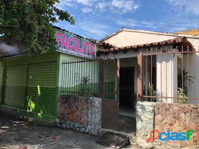 251 m2. venta casa de esquina zona comercial/residencial en la pastora