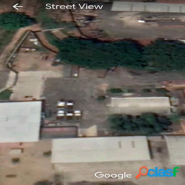 7000 m2. terreno con galpon en venta variante yagua-san diego.