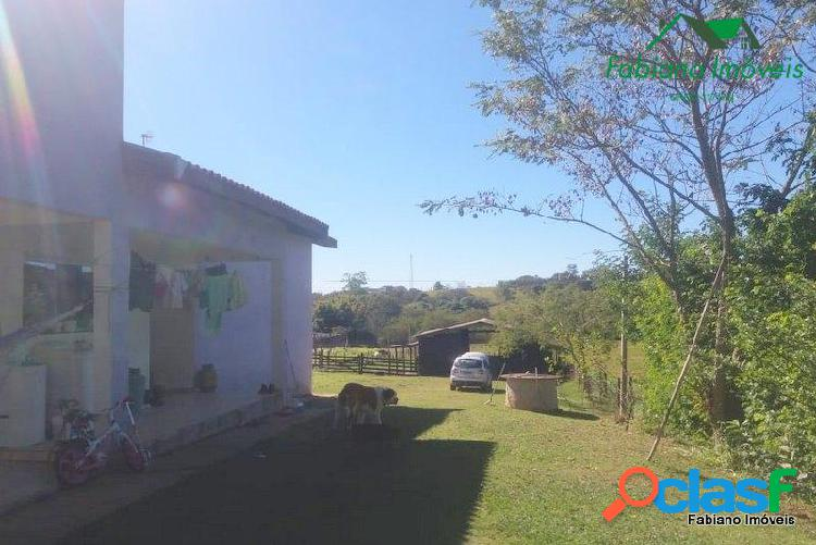 Chácara 3.000 mts² com casa angatuba - sp