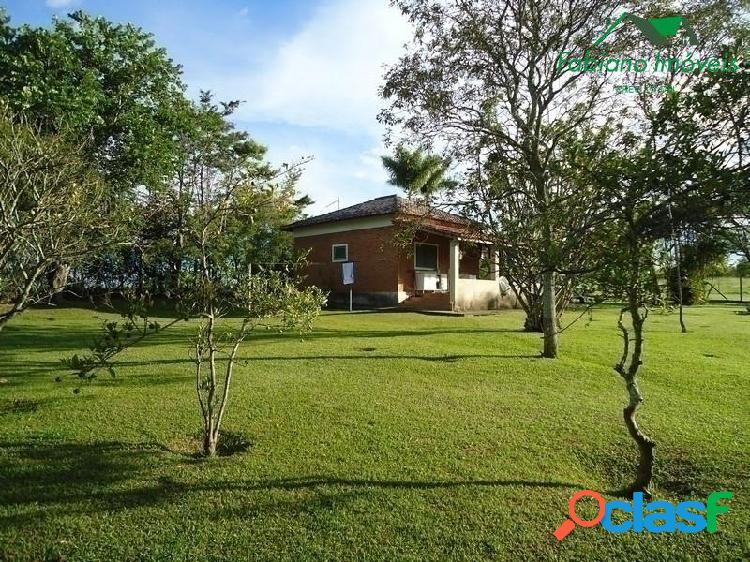 Sitio 38 mil m² com duas casas itapetininga-sp !