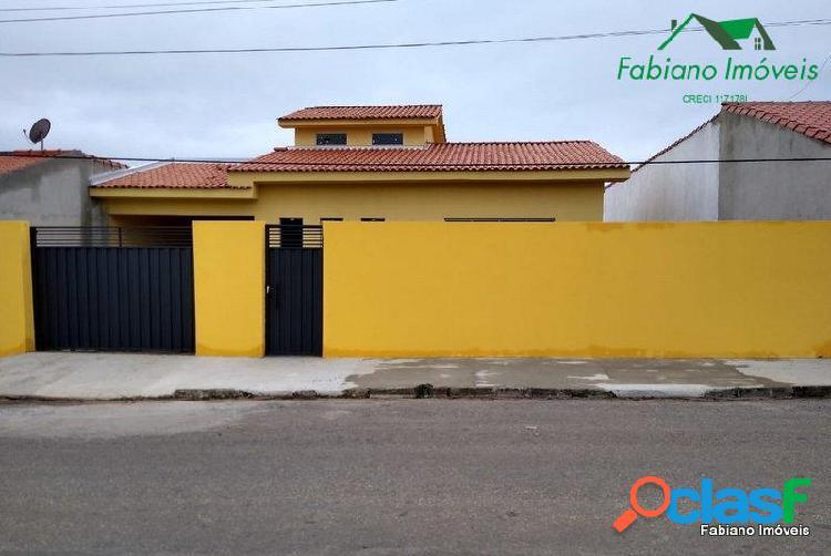 Casa 3 dormitórios terreno 600 m² angatuba sp
