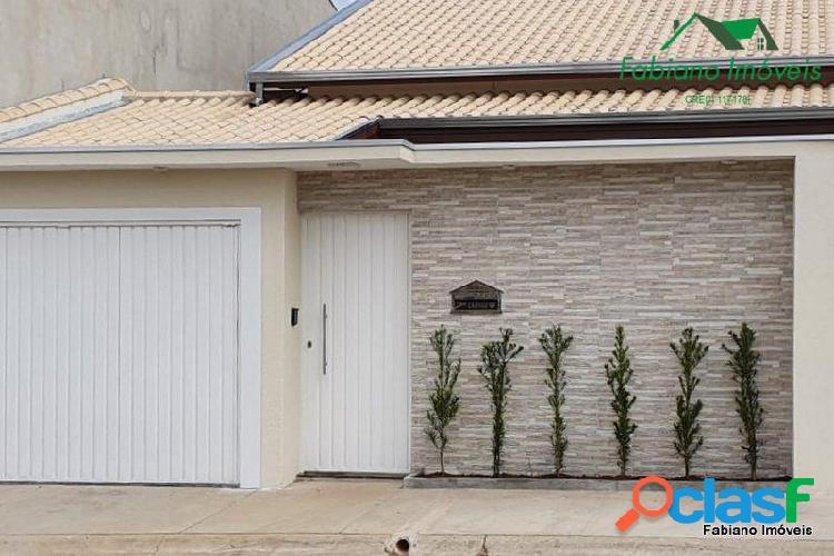 Casa nova amoreiras 3 dormitórios angatuba - sp