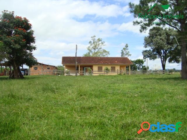 Sítio 09 alqueires com casa plano em angatuba sp