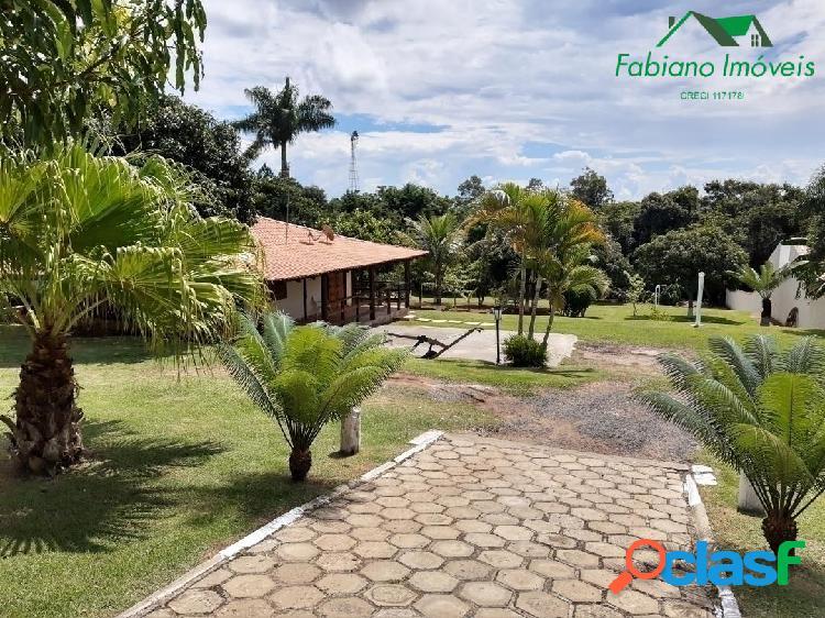 Linda chácara 2.800m² na cidade angatuba sp
