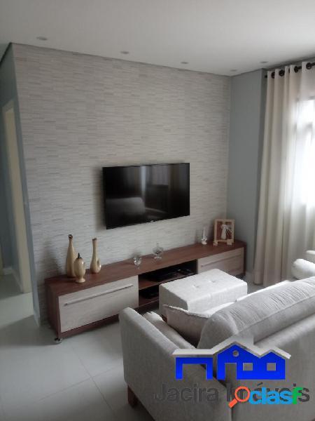 Apartamento no campo grande com 1 dormitório, reformado e garagem