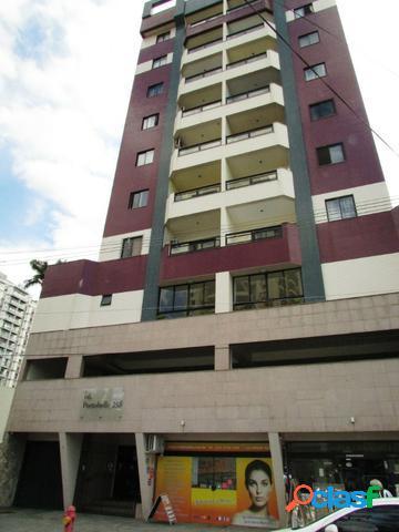 Ed. porto bello - rua barão de miracema, nº 258, apto 504, centro.