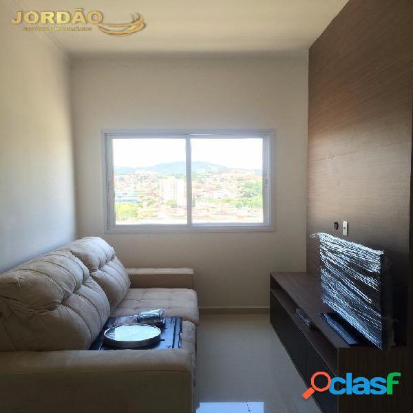 Apartamento (mobiliado) - locação - 1 dorm. - vila porto/boa vista