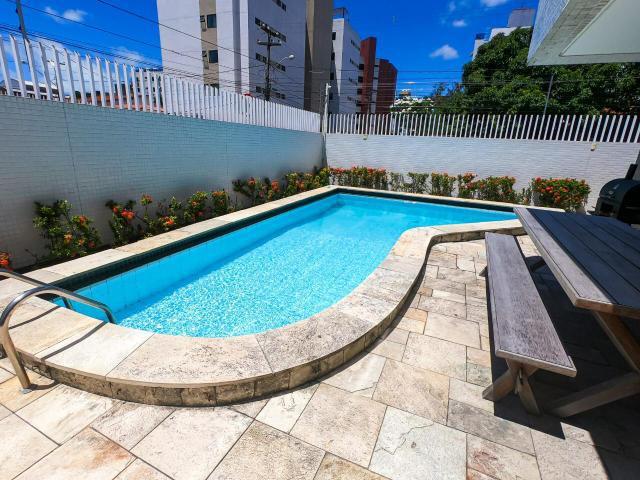 Alugo apartamento em cabo branco 287 m2, 4,000 c/c incluso