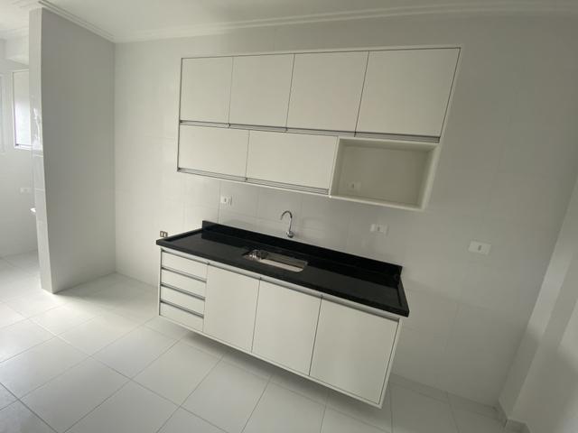 Apartamento novo dois dormitórios com varanda gourmet