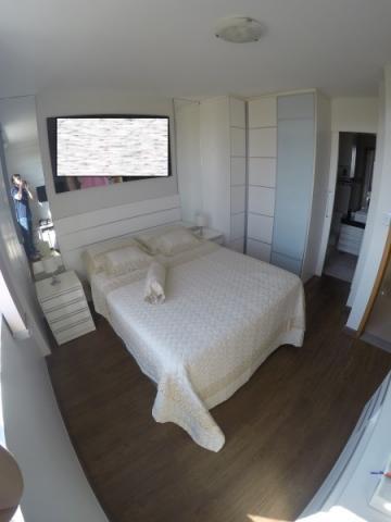 Apartamento reformado, nascente, vista livre, com suíte