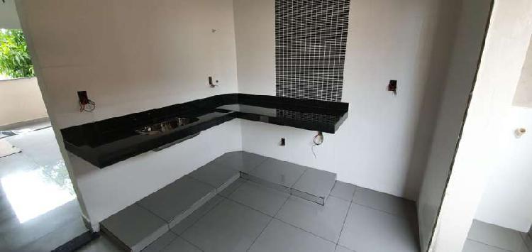 Apartamento santa mônica 59 m2 2/4 sendo um suíte 2 vagas