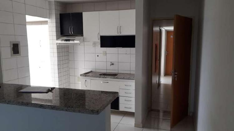 Apartamento com 58 m2 sendo 2 quartos.