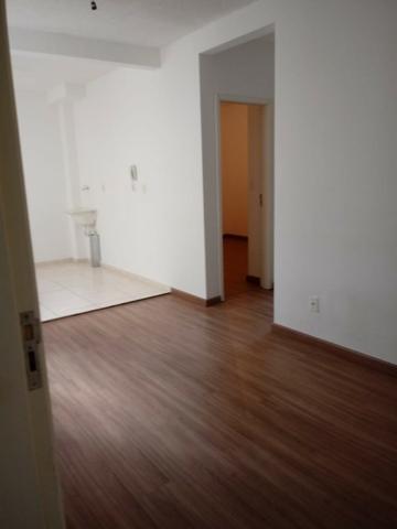Apartamento de dois quartos em sorocaba lh909