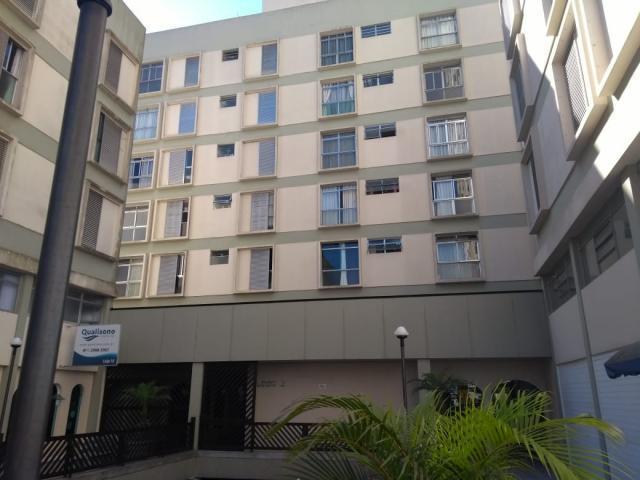 Apartamento para aluguel, 3 quartos, 1 vaga, centro - são