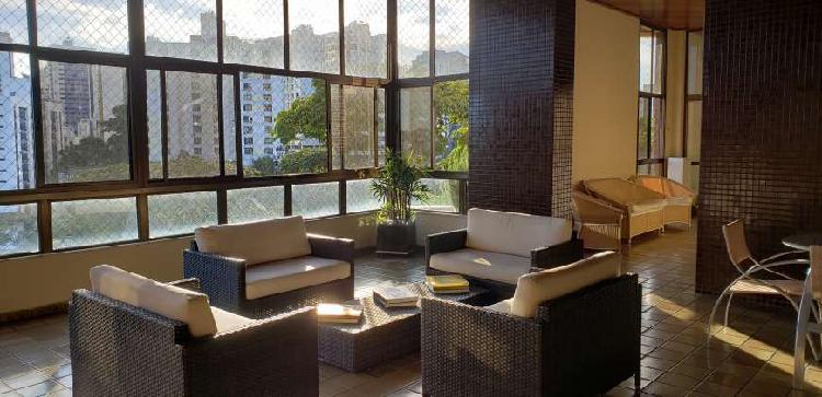 Apartamento para aluguel com 120 metros quadrados com 3