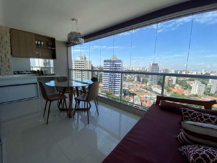 Apartamento para aluguel com 65 metros quadrados com 2