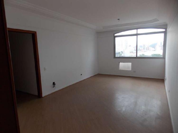 Apartamento para venda 3 quartos no coração do gonzaga -