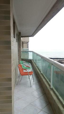 Apartamento prédio frente mar fds e temporada