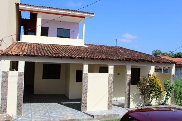 Casa 3/4 sendo 2 suites no jd. amazônia ii - rua 2 de junho